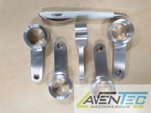 CNC frees onderdelen
